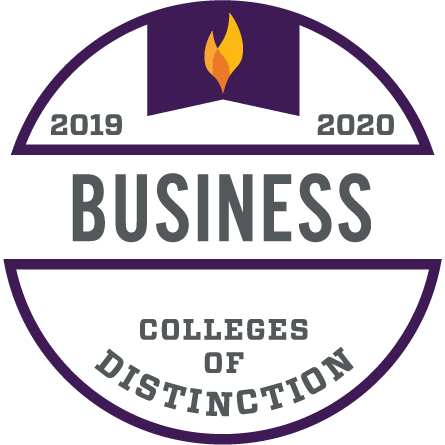 Colleges of Distinction: Business 2019-2020