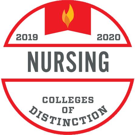 Colleges of Distinction: Nursing
