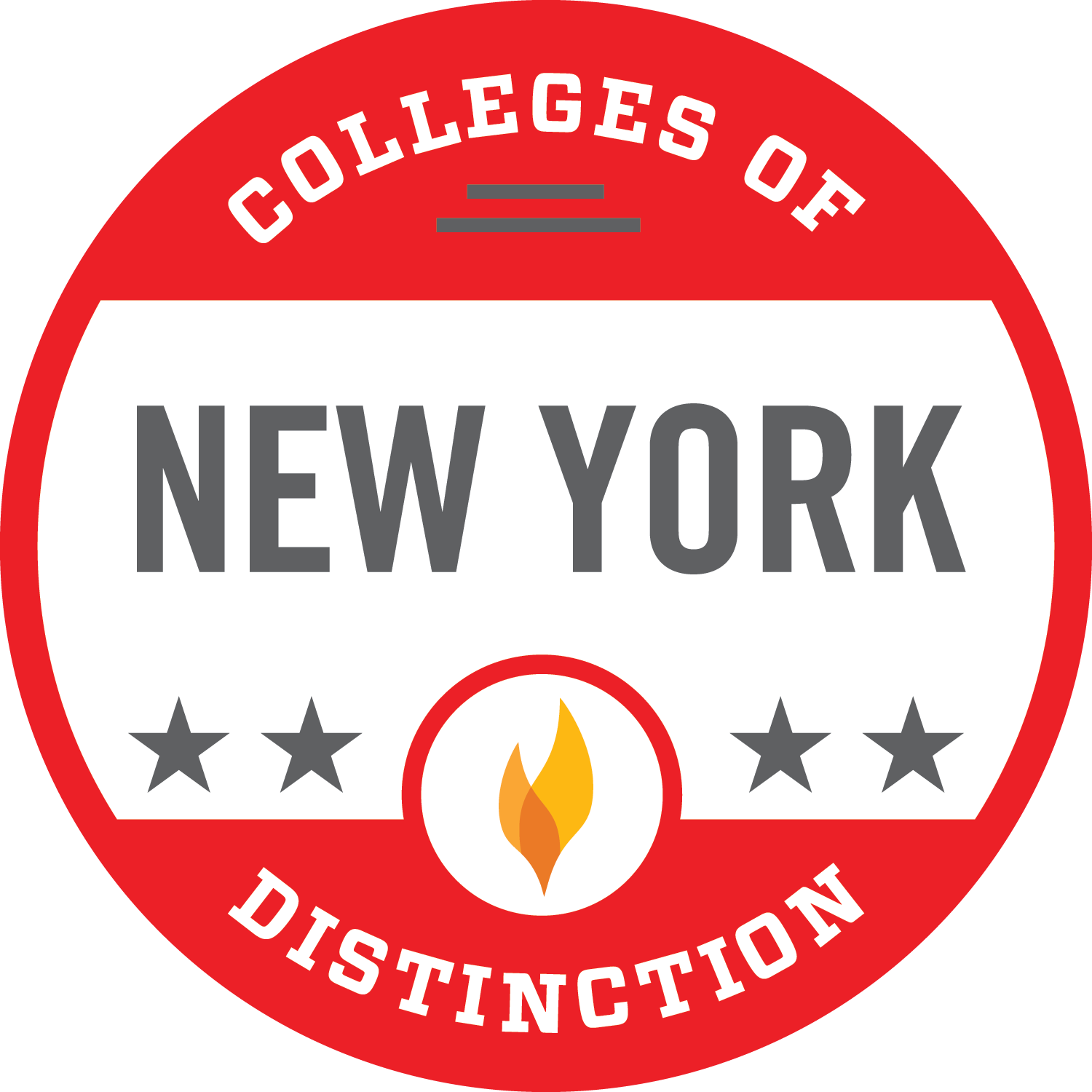 Colleges of Distinction: New York
